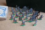 Солдатики оловянные - Heinrichsen - артиллерия., фото №5