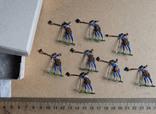 Солдатики оловянные - Германия - мушкетеры 3., фото №3