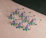 Солдатики оловянные - Германия - мушкетеры 3., фото №5