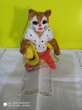 Игрушка - вата на ёлку., фото №2
