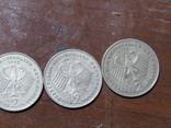 5 монет Німеччини, номінал 2 марки, 73,74,75,85,88 рік, фото №7