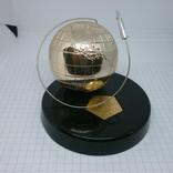 Настольный сувенир Космос. СССР сентябрь 1959. Запуск Луна-2, фото №3