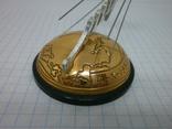Настольный сувенир Космос. 1957 запуск первого иск спутника Земли Спутник-1, фото №4