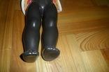 Кукла 40,5 см темнокожая черная, фото №6