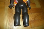 Кукла 40,5 см темнокожая черная, фото №9