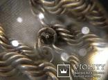 Цепочка из серебра, проба 875*., фото №8
