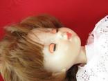 """Кукла ,Ленигрушка. Клеймо """"Мишка"""".50 см., фото №7"""