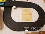 Трек 5 метров Рабочий  полный комплект СССР автогонки электромеханическая игрушка, фото №10