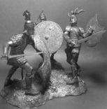 Греция.Троянская война 13-14 век до н.э.Гектор.Ахиллес.Патрокл., фото №2