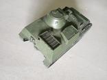Модель танка Т-40   1/35, фото №3