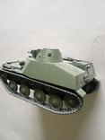Модель танка Т-40   1/35, фото №5