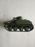 Модель танка Т-40   1/35, фото №7