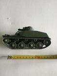 Модель танка Т-40   1/35, фото №8