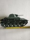 Модель танка Т-70   1/35, фото №8