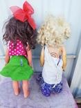 Две Куклы высота 47 см, фото №4