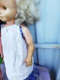 Две Куклы высота 47 см, фото №8