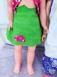 Две Куклы высота 47 см, фото №9