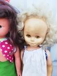 Две Куклы высота 47 см, фото №11