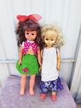 Две Куклы высота 47 см, фото №2
