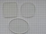 Фигурные стекла к часам Полет 3 шт, фото №3
