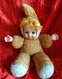 Кукла времён СССР. Рост 45 см., фото №2