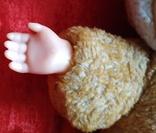 Кукла времён СССР. Рост 45 см., фото №7