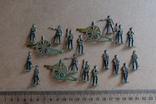 Солдатики оловянные - Германия -  РИА - артиллерия 1., фото №2