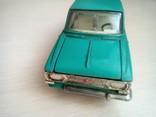 Колекционая машинка москвич 408, модель А 1, фото №2