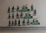 Солдатики оловянные - Германия - РИА - артиллерия 2., фото №2