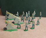 Солдатики оловянные - Германия - РИА - артиллерия 2., фото №7