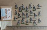 Солдатики оловянные - Германия -  фирма BIZ., фото №3