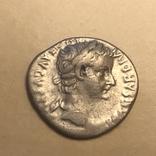 Денарій Тиберія, 14-37 від Р.Х., фото №2