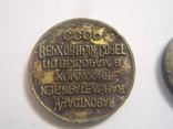 Две печати участковой избирательной комиссии СССР, фото №7