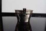 Посеребренные молочник, сахарница. Германия WMF G, Поднос метал в подарок., фото №7