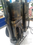 Светильник ручной работы Железнодорожный фонарь, фото №4