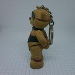 Брелок Мишка Тедди в сексуальном белье. 75мм, фото №3