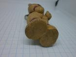 Брелок Мишка Тедди в сексуальном белье. 75мм, фото №6