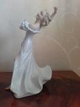 Танцовщица большая Wallendorf Германия, фото №3