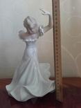 Танцовщица большая Wallendorf Германия, фото №6