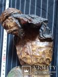 Полихромная скульптура Розпяття, фото №4