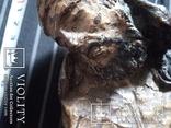 Полихромная скульптура Розпяття, фото №10