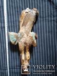 Полихромная скульптура Розпяття, фото №11