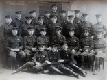 Групповое  фото  выпускников Севастопольское училище зенитной артиллерии 1935 -1938 года, фото №4