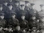 Групповое  фото  выпускников Севастопольское училище зенитной артиллерии 1935 -1938 года, фото №9