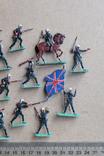 Солдатики оловянные - Германия - фирма BIZ - англ., фото №4