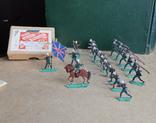 Солдатики оловянные - Германия - фирма BIZ - англ., фото №7
