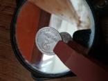 2 копейки 1992 реверс реверс (клейка), фото №7