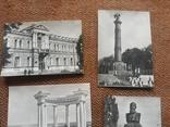 Полтава, подборка мини открыток 50 е, фото №3