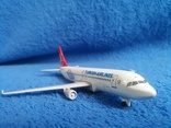 Самолет: Airbus A 320  TC-JPA. Металл. Тяжелый., фото №2