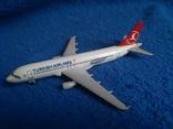 Самолет: Airbus A 320  TC-JPA. Металл. Тяжелый., фото №3
